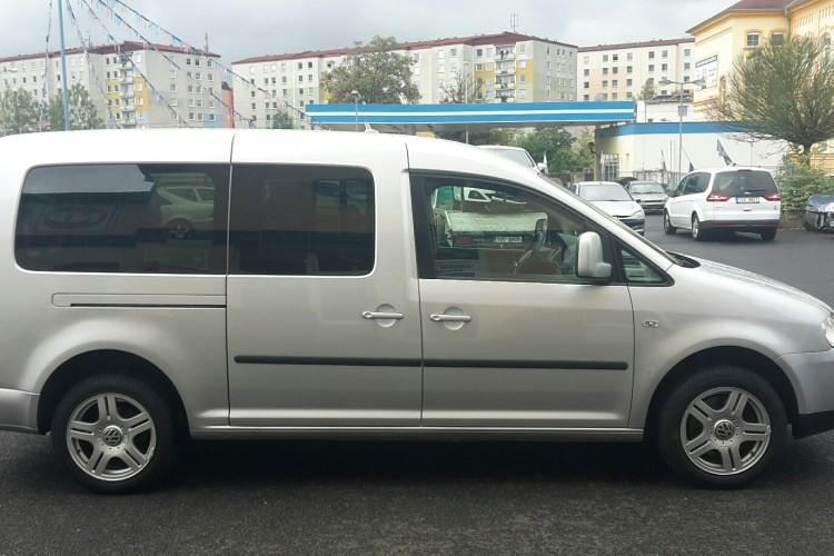 VW Caddy 2,0 TDI